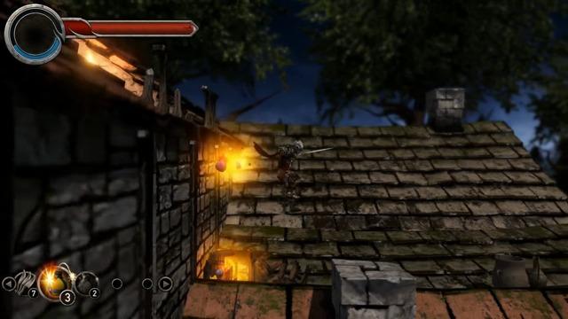 Spielszenen: Village