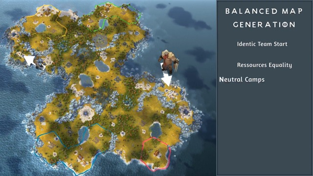 Northgard Trials - Huge maps, 8 Players games & Ranking system