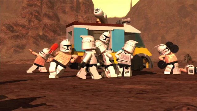 Troopers Working-Out