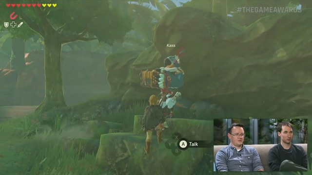 Spielszenen - Nintendo Treehouse (The Game Awards)