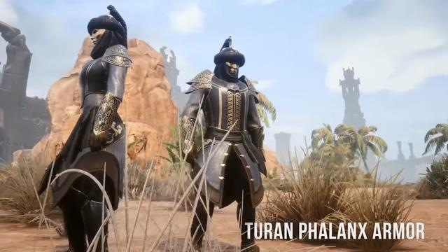 Treasures of Turan Trailer