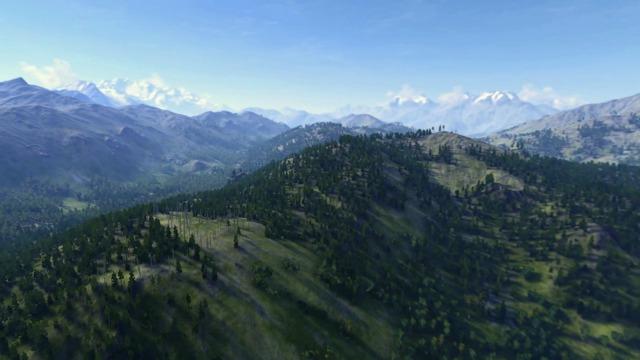 Valley Benchmark-Video