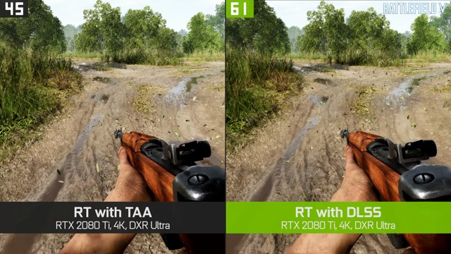 Now With NVIDIA DLSS