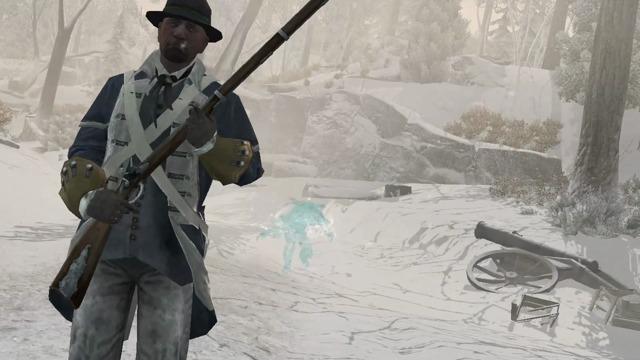 Washington-DLC: Wolfskräfte
