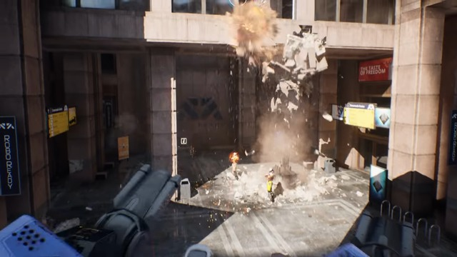 GDC 2019: Chaos High-Performance Physics and Destruction System Real-Time Tech Demo