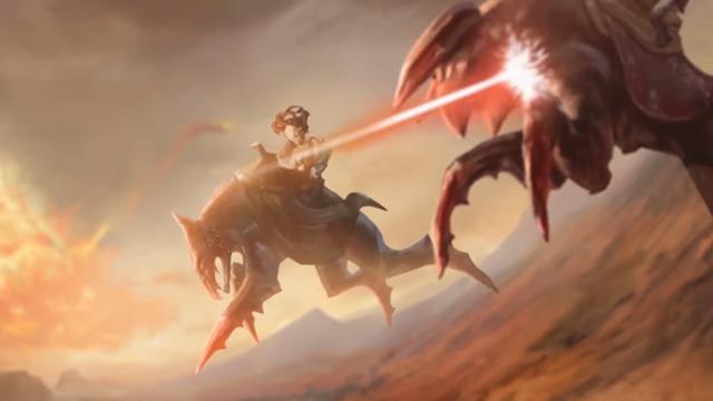 Inferno (DLC) Trailer