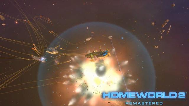 Homeworld 2 Story-Trailer