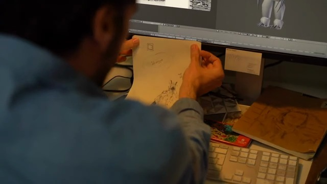 Behind The Scenes - The Creation Process