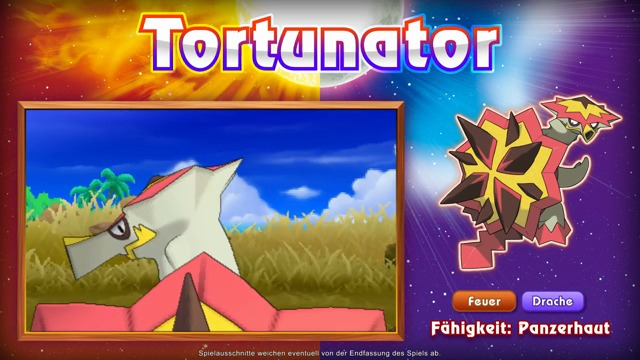 Tortunator-Enthüllung