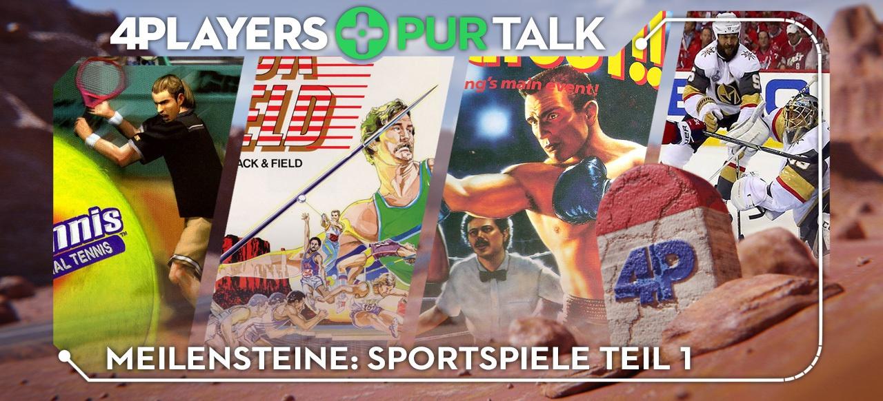 Meilensteine von Tennis, Leichtathletik, Boxen bis Eishockey