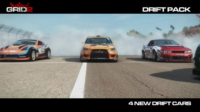 Drift Pack (DLC)