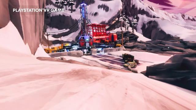 Ski Storm Gameplay Trailer
