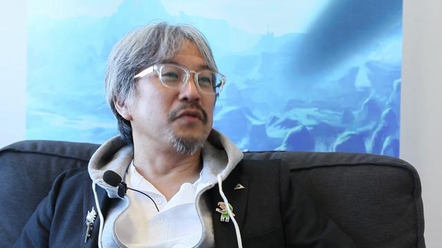 Fragen an Eiji Aonuma