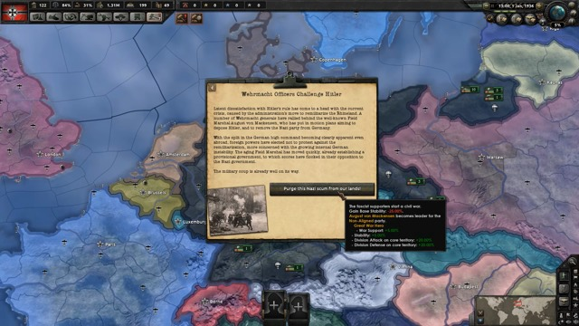 Waking the Tiger (DLC): Feature Breakdown #2 - Germany & Decisions