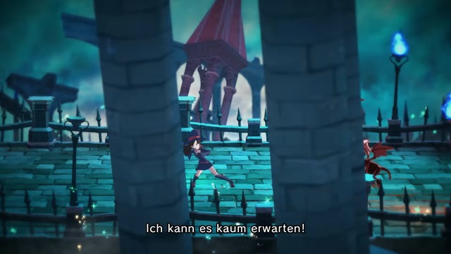 Ankündigungs-Trailer (deutsch)