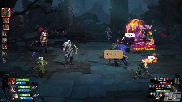 Beta: Zwischensequenz und Kampf im Dungeon