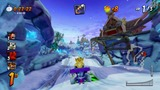 Crash Team Racing Nitro-Fueled: Video-Test