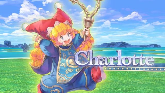 Charaktere im Rampenlicht - Charlotte & Kevin