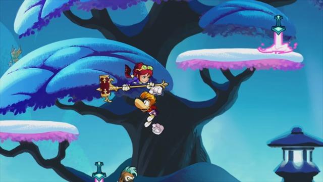 Rayman and Kung Foot Trailer