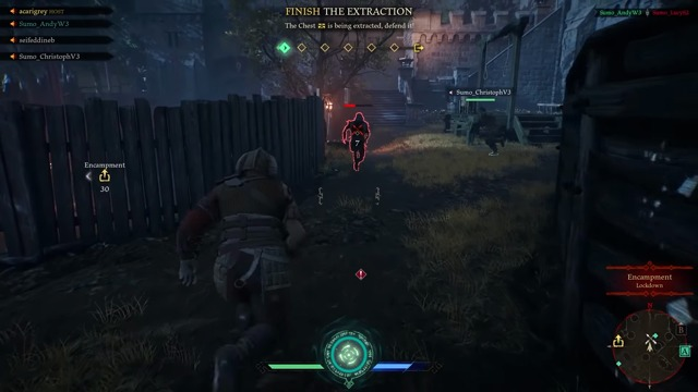 Commented Gameplay