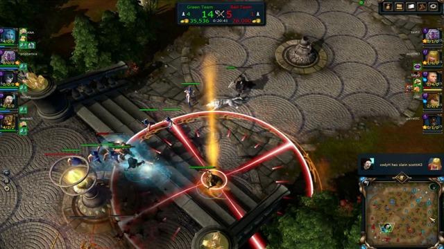 Battle for Graxia-Trailer