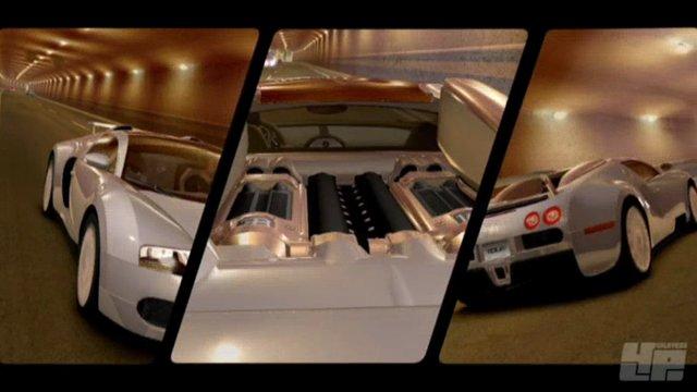 Exklusiver Bugatti-Trailer