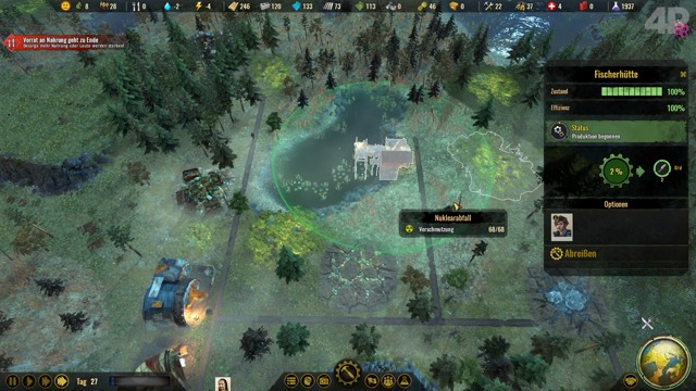Exklusive Spielszenen (PC)