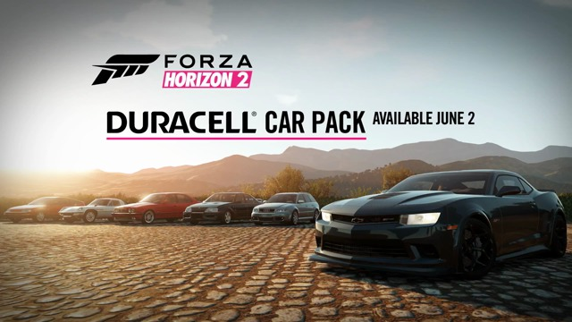 Duracell Car Pack