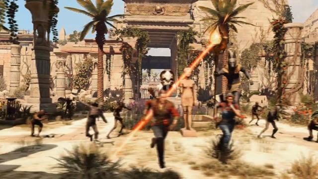 The Thrice Damned #3: Die große Pyramide von Bes