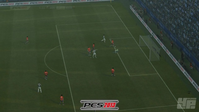 FIFA13/PES13 - Schüsse