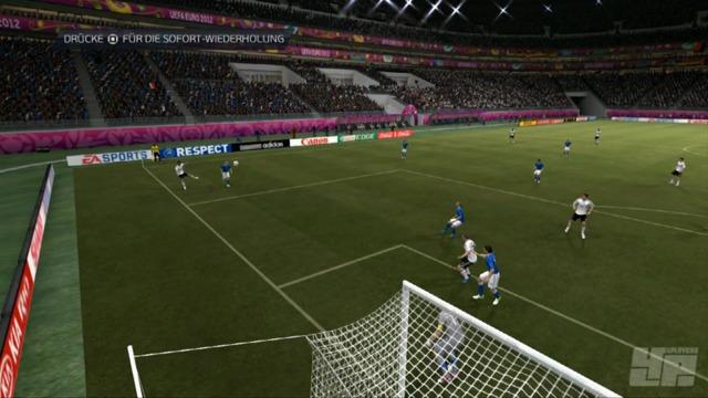 Euro 2012: Testspiel GER - ITA