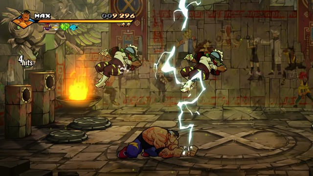 Max Thunder Reveal (Mr. X Nightmare DLC)