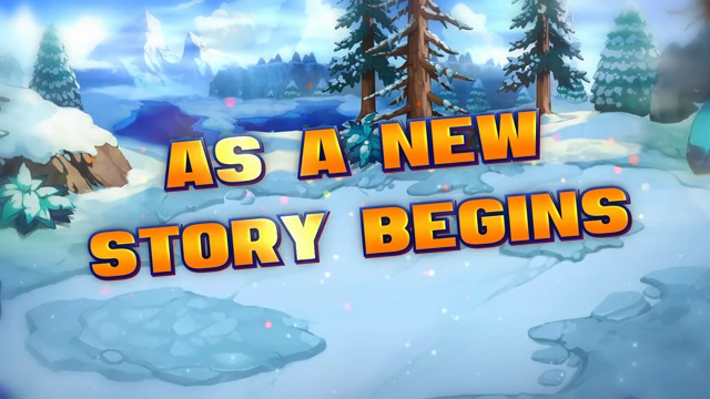 A New Story Begins