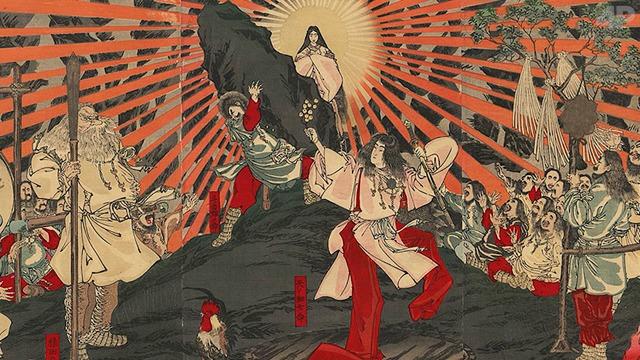 Japanische Mythologie, Teil 1: Götter, Shinto & Buddhismus