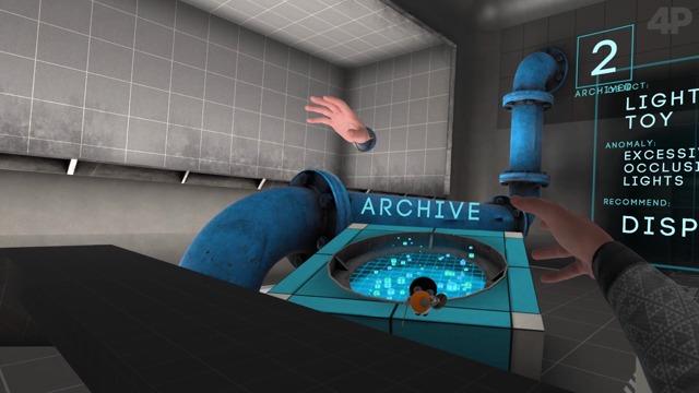 Exklusive Spielszenen (Valve Index + Oculus Rift S)
