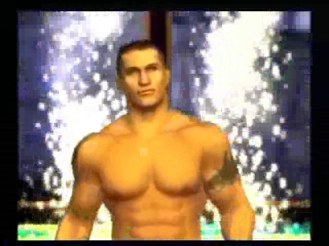 Intro Randy Orton