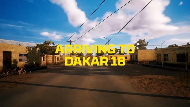 DLC-Trailer: Dakar Series: Desafio Ruta 40