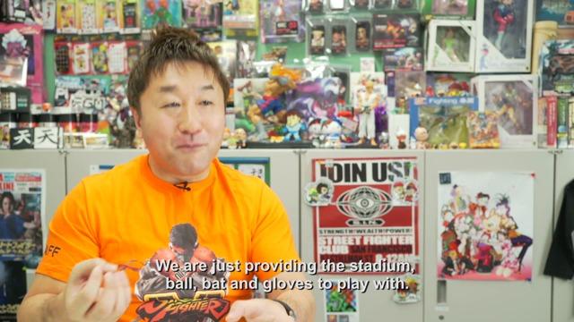 Yoshinoro Ono über den fünften Teil