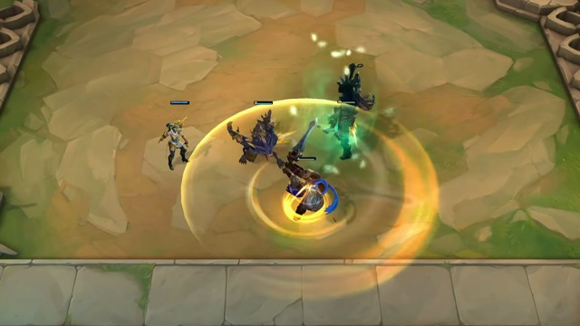 Gameplay-Trailer: Taktischer Teamkampf