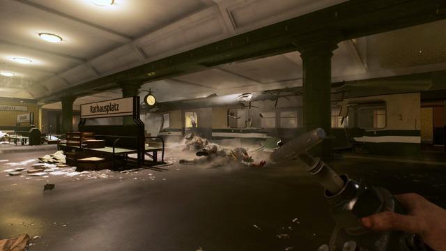 Operation Untergrund-Karte - Trailer