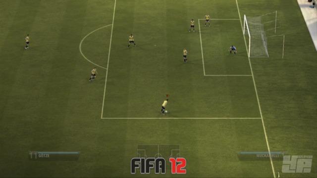 FIFA/PES-Vergleich: Dribblings