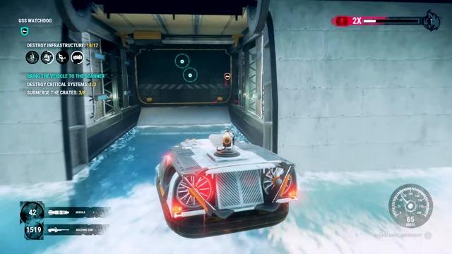 Danger Rising - Spielszenen (DLC #3)