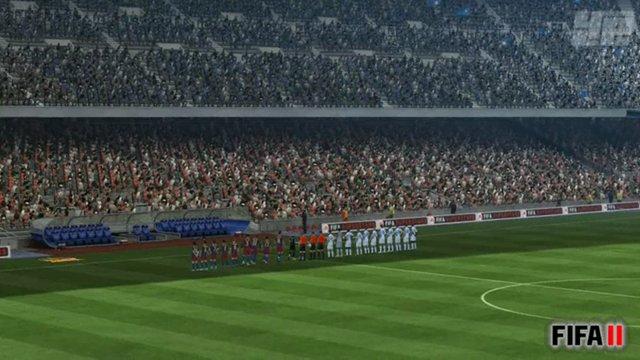 FIFA-PES-Vergleich - Stadion