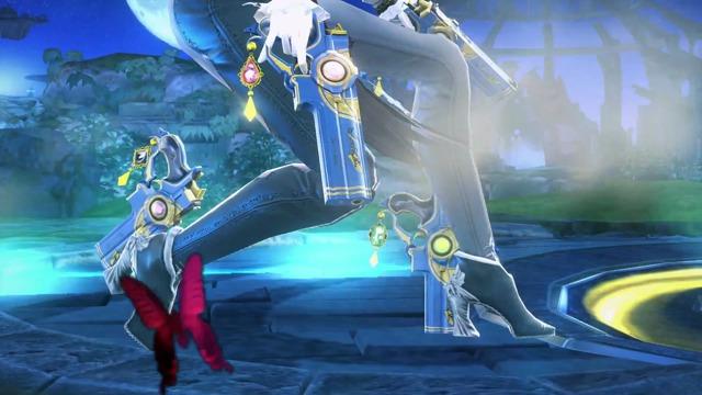Bayonetta Gets Wicked