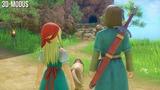 Dragon Quest 11 S: Streiter des Schicksals - Definitive Edition: Spielszenen: 2D- und 3D-Modus
