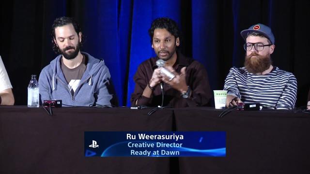 Storytelling in Video Games-Panel