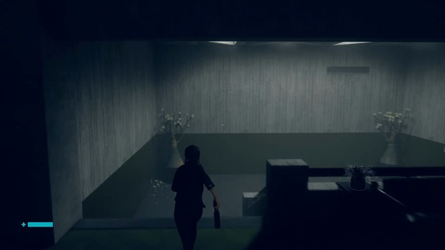 Stay in the Light mit Alan Wake