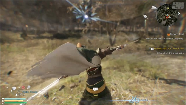 Spielszenen (PS4 Pro und Xbox One X)