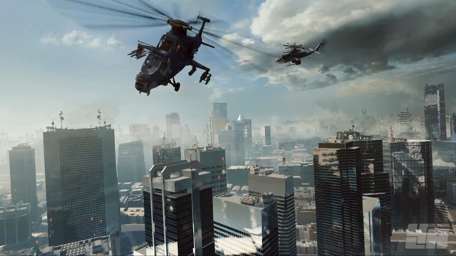 Only On Battlefield 4-Trailer