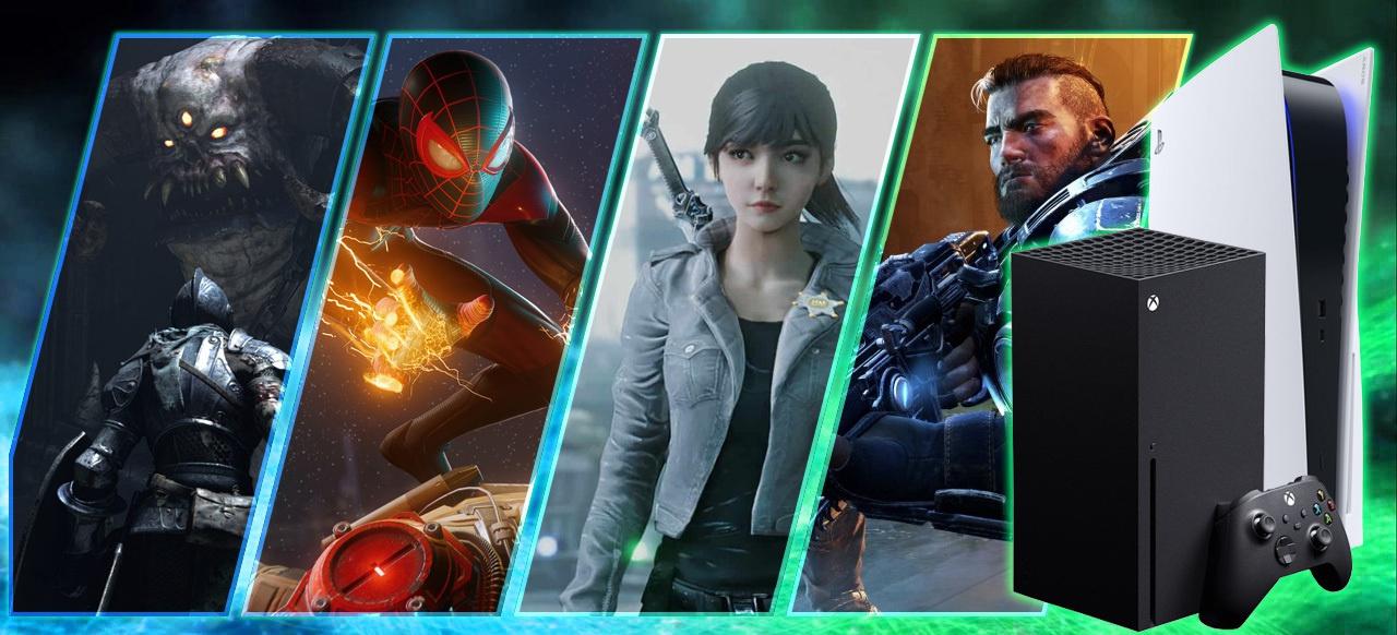 Exklusivspiele zum Start für PS5 & XBS